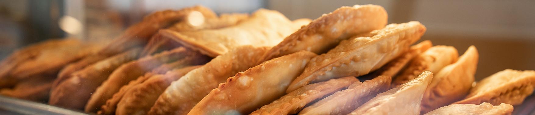 empanadas closeup